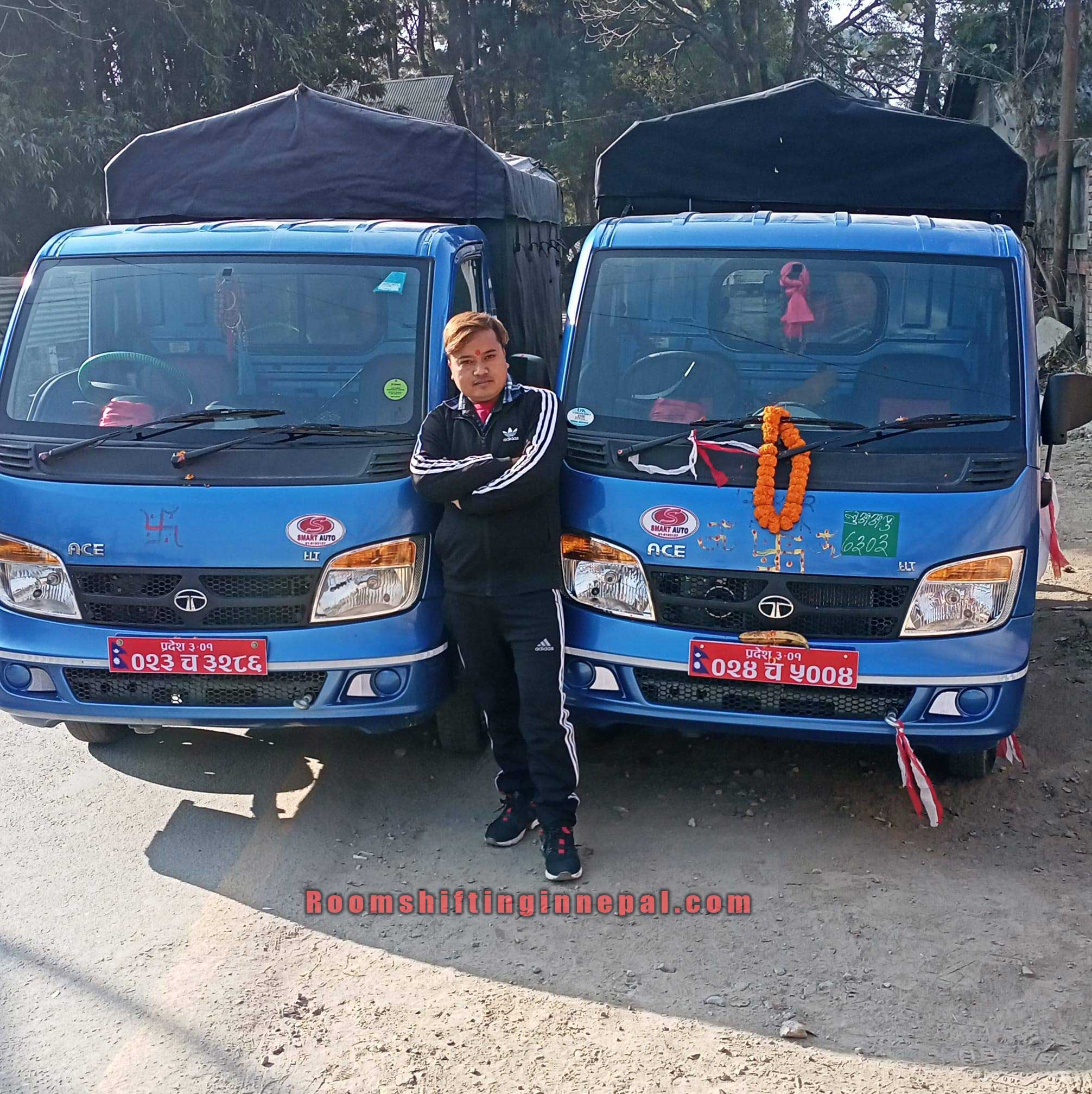 room shift service in nepal