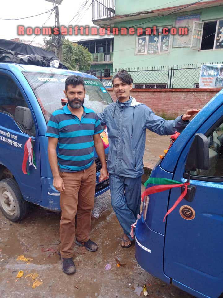 shifting service in nepal